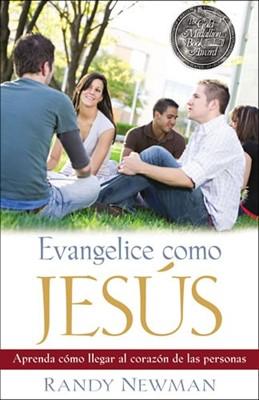 Evangelice como Jesus
