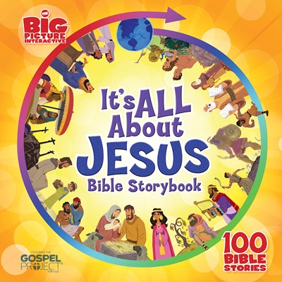 It's All About Jesus Bible Storybook (eBook)