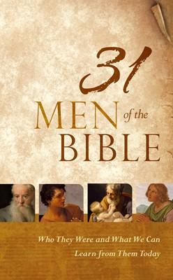 31 Men of the Bible (eBook)