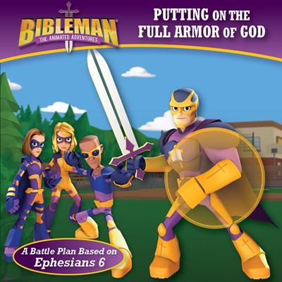 Putting on the Full Armor of God (eBook)