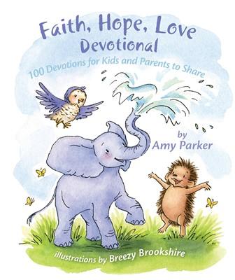 Faith, Hope, Love Devotional (eBook)