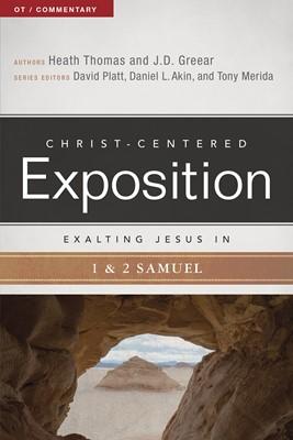 Exalting Jesus in 1 & 2 Samuel