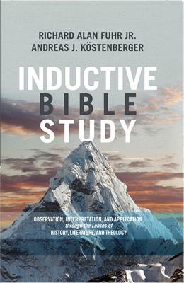 Inductive Bible Study (eBook)