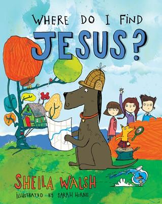 Where Do I Find Jesus? (eBook)