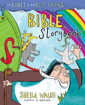 The Bible Is My Best Friend Bible Storybook (eBook)