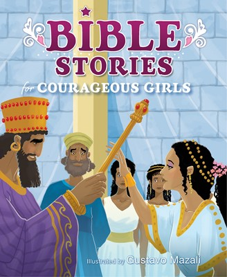 Bible Stories for Courageous Girls (eBook)