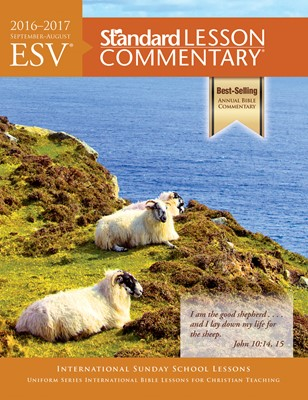 ESV® Standard Lesson Commentary® 2016-2017 (eBook)