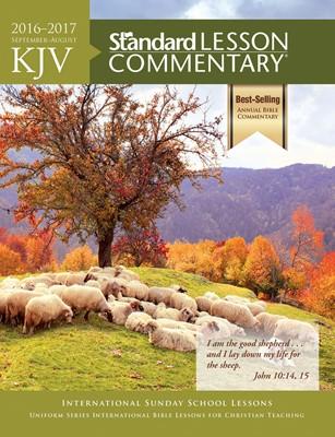 KJV Standard Lesson Commentary®  2016-2017 (eBook)