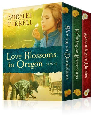 The Love Blossoms in Oregon Series (eBook)
