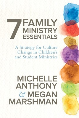 7 Family Ministry Essentials (eBook)