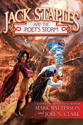 Jack Staples and the Poet's Storm (eBook)
