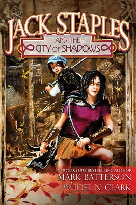 Jack Staples and the City of Shadows (eBook)
