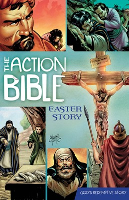 The Action Bible Easter Story (eBook)
