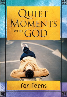 Quiet Moments With God For Teens (eBook)
