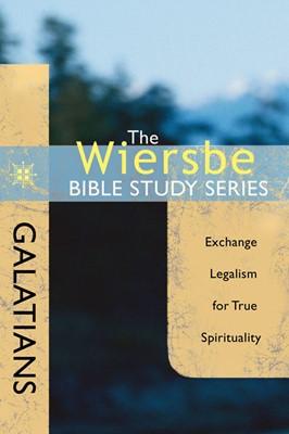 The Wiersbe Bible Study Series: Galatians (eBook)