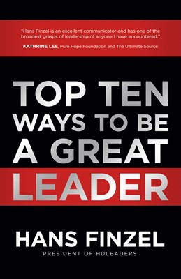 Top Ten Ways to Be a Great Leader (eBook)