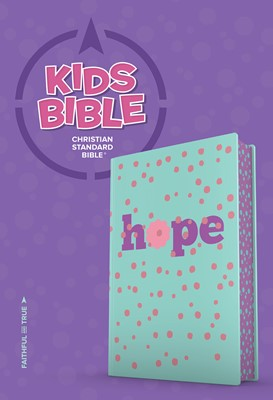 CSB Kids Bible, Hope (eBook)