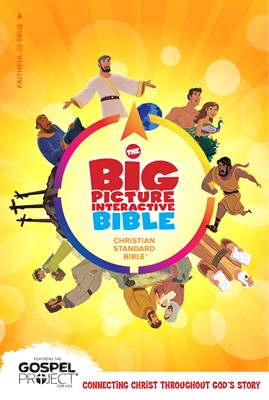 The CSB Big Picture Interactive Bible (eBook)