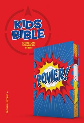 CSB Kids Bible, Power (eBook)