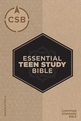 CSB Essential Teen Study Bible (eBook)