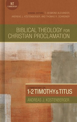 Commentary on 1-2 Timothy and Titus (eBook)