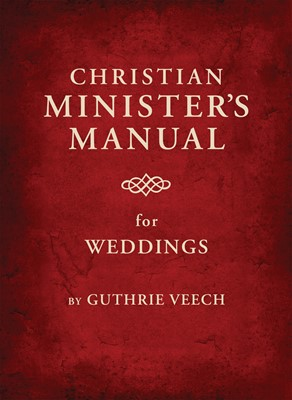 Christian Minister's Manual for Weddings (eBook)