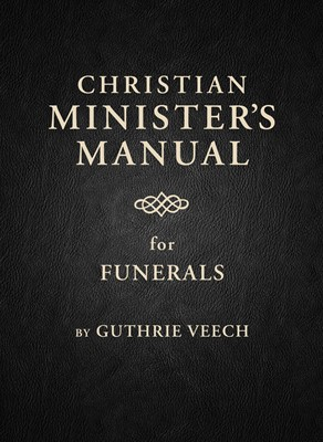 Christian Minister's Manual for Funerals (eBook)