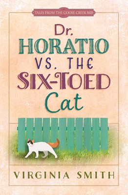 Dr. Horatio vs. the Six-Toed Cat (Digital delivered electronically)