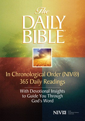 The Daily Bible® - In Chronological Order (NIV®) (Digital delivered electronically)