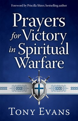 Prayers for Victory in Spiritual Warfare (Digital delivered electronically)