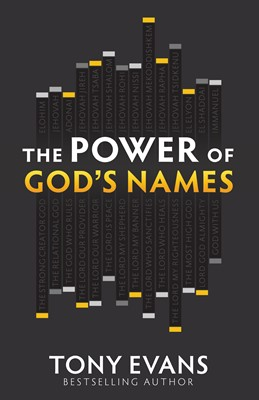 The Power of God's Names (Digital delivered electronically)