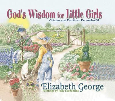 God's Wisdom for Little Girls (Digital delivered electronically)