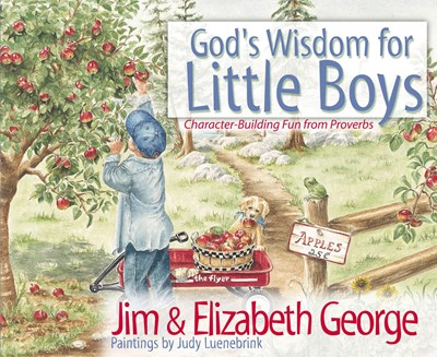 God's Wisdom for Little Boys (Digital delivered electronically)