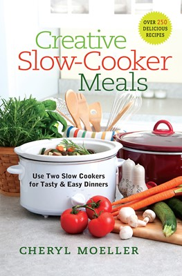 Creative Slow-Cooker Meals (Digital delivered electronically)