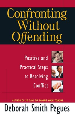 Confronting Without Offending (Digital delivered electronically)