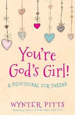 You're God's Girl! (Digital delivered electronically)