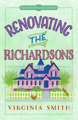 Renovating the Richardsons (Digital delivered electronically)