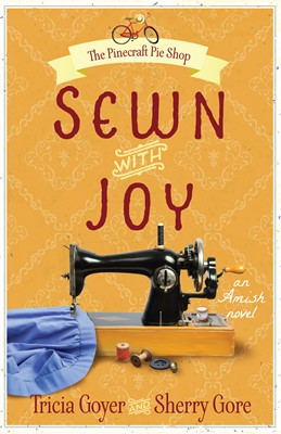 Sewn with Joy (Digital delivered electronically)