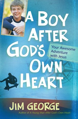 A Boy After God's Own Heart (Digital delivered electronically)