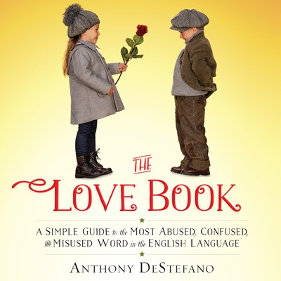 The Love Book (Digital delivered electronically)