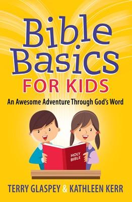 Bible Basics for Kids (Digital delivered electronically)