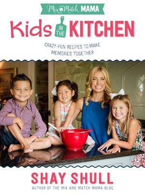 Mix-and-Match Mama Kids in the Kitchen (Digital delivered electronically)