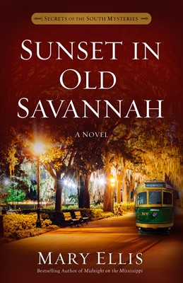 Sunset in Old Savannah (Digital delivered electronically)