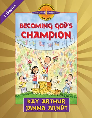 Becoming God's Champion (Digital delivered electronically)