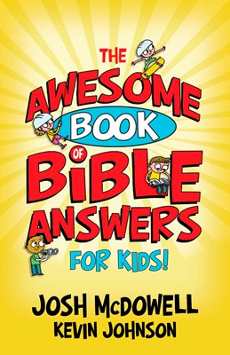 The Awesome Book of Bible Answers for Kids (Digital delivered electronically)