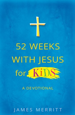52 Weeks with Jesus for Kids (Digital delivered electronically)