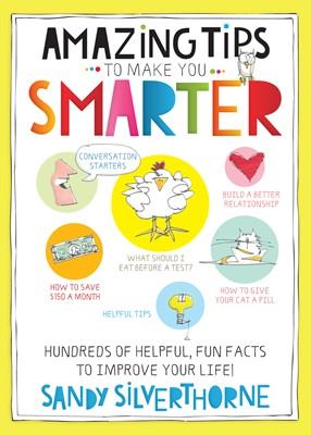 Amazing Tips to Make You Smarter (Digital delivered electronically)