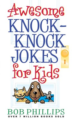 Awesome Knock-Knock Jokes for Kids (Digital delivered electronically)