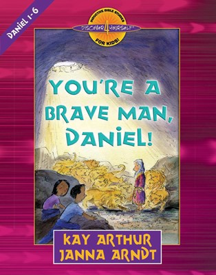 You're a Brave Man, Daniel! (Digital delivered electronically)