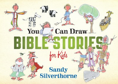 You Can Draw Bible Stories for Kids (Digital delivered electronically)